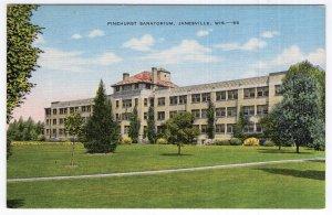 Janesville, Wis., Pinehurst Sanatorium