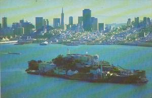 Alcatrazsland Federal Penitentiary San Francisco California