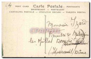Postcard Old Bayonne alles marine Donkey Donkey Mule