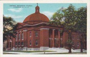 South Carolina Florence Central Methodist Church