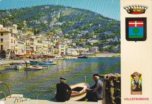 France Villefrance-Sur-Mer Le Port des Pecheurs
