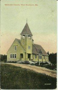 West Southport, Me., Methodist Church