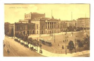 Leipzig , Germany, 00-10s ; Neues THEATER