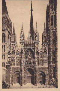 France Rouen La Cathedrale