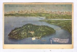 Pop-Up 12 Views, Insel Mainau Im Bodensee (Baden-Württemberg), Germany, 1900...