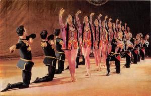 Azerbaijan R. Gadjiev - Suite of the Azerbaijan, Scene from the Ballet