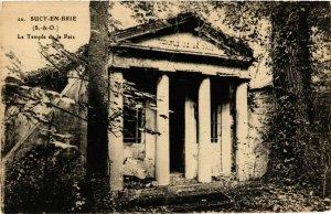 CPA SUCY-en-BRIE Le Temple de la Paix (869718)