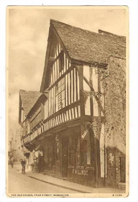 The Old Houses, Friar Street, Worcester (Gloucestershire