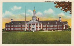 New Hampshire Rochester Spaulding High School
