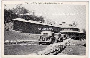 Hollywood Hills Hotel, Old Forge NY