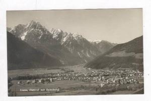 RP  Lienz, Ossttirol mit Spitzkofel, Austria, PU-1944