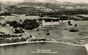 ME - Rockland Breakwater. The SamOset     RPPC