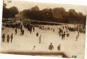 CPA AK carte photo FGSP Concours Internat. PARIS 1923 - Champ-de-Mars (212526)