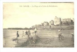 Paramé , France , 00-10s   La Plage et la Pointe de Rochebonne
