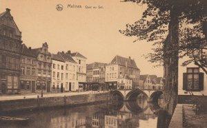 MALINES , Belgium , 00-10s ; Qual au Sel