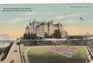 TACOMA , Washington , 1911; Tacoma High School & Stadium
