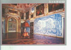 Postal 014135: Capilla de San Antonio en Lisboa, Portugal
