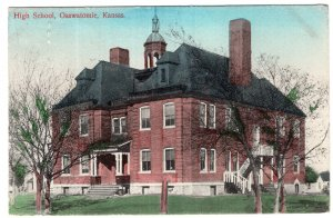 Osawatomie, Kansas, High School