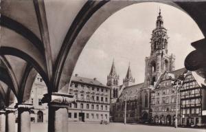 RP, Marktplatz Gegen St. Kilianskirche Und Palais, Heilbronn am Neckar (Baden...