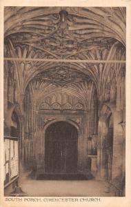 England Cirencester Church, South Porch, Interior