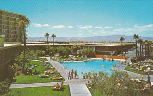 Swimming Pool Stardust Hotel Las Vegas Nevada