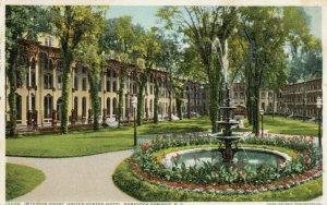 SARATOGA SPRINGS , New York, 1910 ; United States Hotel