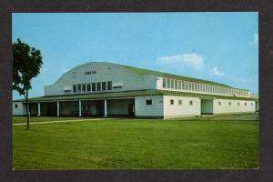 IL View Arena Chanute Air Force Base near RANTOUL ILLINOIS Postcard PC