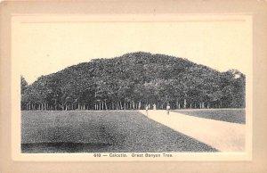 Great Banyan Tree Calcutta India Unused
