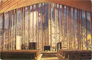 Sanctuary in United Church of Christ Squaw Valley California