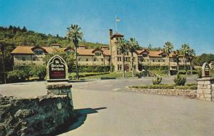 The Christian Brothers, Wine & Champagne Cellar, St. Helena, California, 1940...