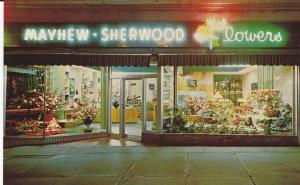 Mayhew-Sherwood Flowers Limited, Vancouver , B.C. , Canada , 40-60s