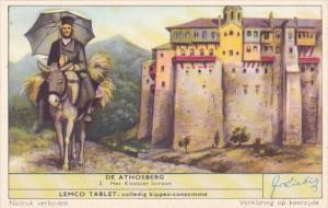 Liebig S1651 Mount Athos No 3 Het Klooster Iviroon