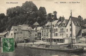 CPA DINAN - Le Vieux Port (104299)