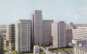 New Orleans Charity Hospital, Third Largest Hospital in the world, Louisiana,...