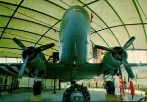 France Saint Mere Eglise Musee des Troupes Aeroportees Avion C-47