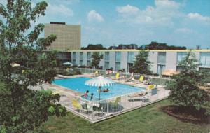 Hilton Airport Inn , NASHVILLE , Tennessee , 50-60s