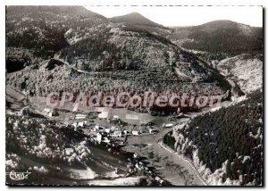 Postcard Modern Grandfontaine Bas Rhin Aerial Panoramic View