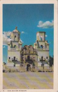 Arizona Tucson San Xavier Mission