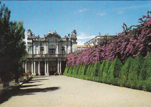 Portugal Fachada do Pavilhao Ribillion Palacio Nacional de Queluz