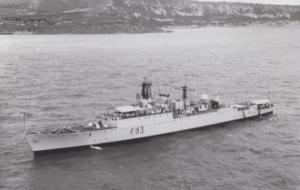 HMS Vigilant Vintage Plain Back Postcard Old Photo
