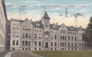 St. Joseph's Hospital, LONDON, Ontario, Canada, PU-1919