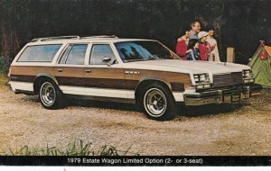 1979 GMC Estate Wagon Limited Option (2- or 3- seat)
