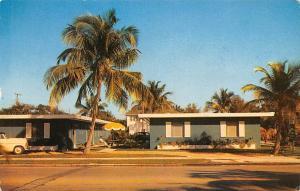 Florida, West Palm Beach, Sago Inn Apartments, hotel, auto, car
