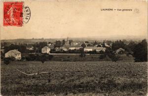 CPA LAURIERE - Vue générale (390615)