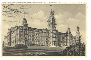 Provincial Parliament Buildings, Quebec, Canada, 10-20s