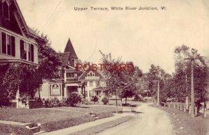 1909 UPPER TERRACE, WHITE RIVER JUNCTION, VT.