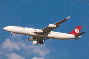 Turkish Airlines A340