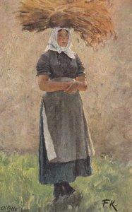 TUCK 6511 ; German Peasant Life by FK , 00-10s ; Homeward
