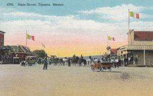 TIJUANA , Mexico , 00-10s ; Main Street