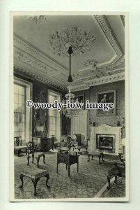 tp0742 - Hants - Sitting Room, 17th century Uppark House, Petersfield - Postcard